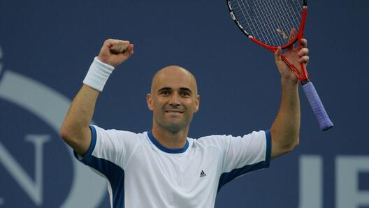 Andre Agassi Pic-1