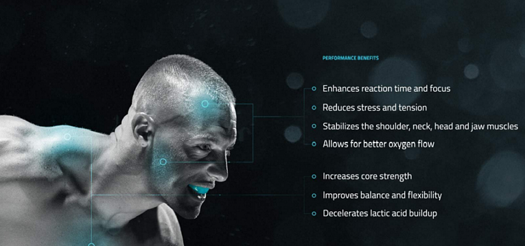 Sports innovation, sports technology: Guardlab, 3D printed mouthguard