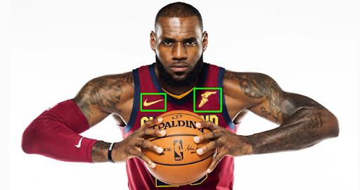 NBA jersey patch