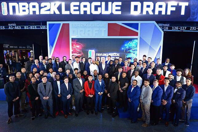 NBA2k draft