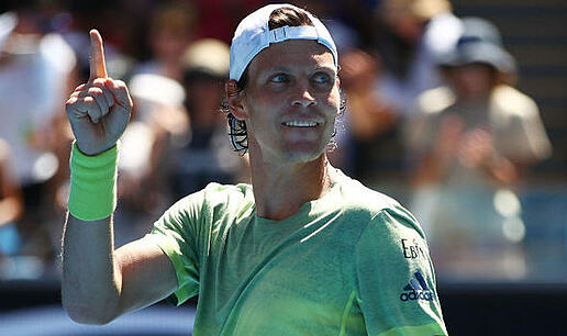 Tomas Berdych Pic