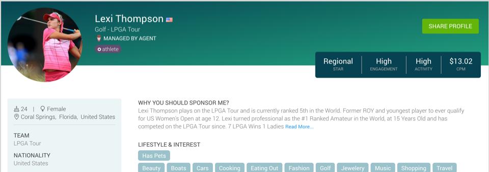 lexi-thomspson-opensponsorship-sports-sponsorship